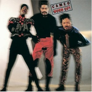 Cameo Word Up LP cover