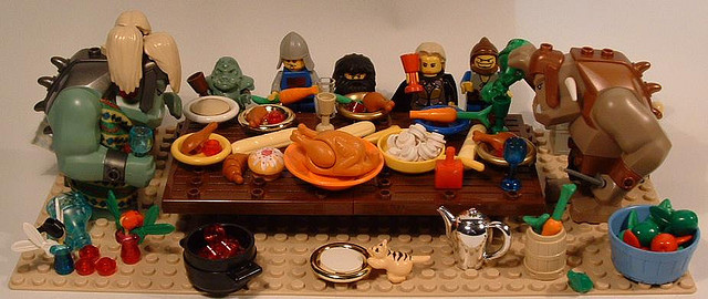 Thanksgiving by Flickr user martha_chapa95