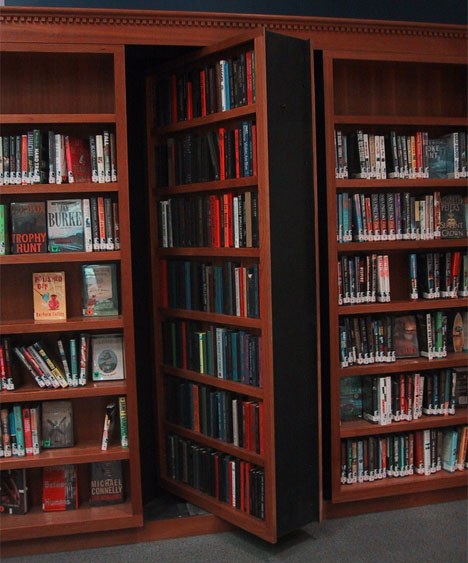 Libraries And Secret Doors The Blackacre Times