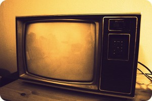 tv by flickr user sarahreido