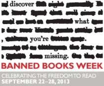 Banned Books Week by ALA