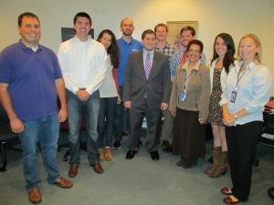 Members of the GSU Tax Clinic