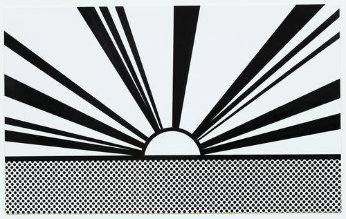 Roy Lichtenstein Landscape