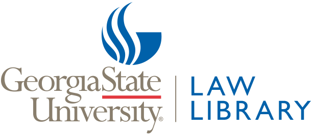 GSU Law Library Logo
