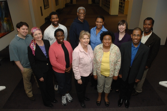 2009 Law Library Faculty & Staff