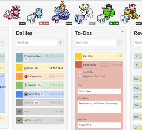 habitica screenshot